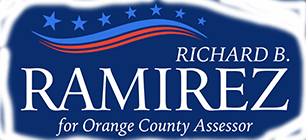 Richard B Ramirez – Candidate for Orange County Assessor